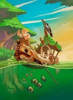 The Art Of Animation, Naiiade