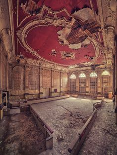 Photo As the Music Faded to Silenece... by Matthias Haker