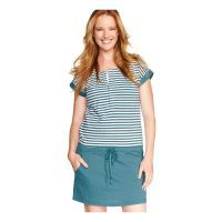 Striped Nursing Top with Colour Block Skirt - Reduced to $59.95 for a limited time*. Available at http://www.mamadoo.com.au/maternity/maternity-clothes/maternity-dresses/ #maternity #dresses #dressthebump #babybump #yummymummy #gorgeous #stylish