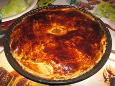 Plat principal Quiches, Cooking, Desserts, Food, Meat Pies, Salty Tart, Pies, Kitchen, Tailgate Desserts