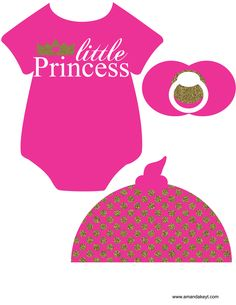 Baby Princess, Little Princess, Princess Photo, Moldes Para Baby Shower, Photobooth Props Printable, Princess Silhouette, Baby Shower Photo Booth, Baby Art, Photo Booth Props