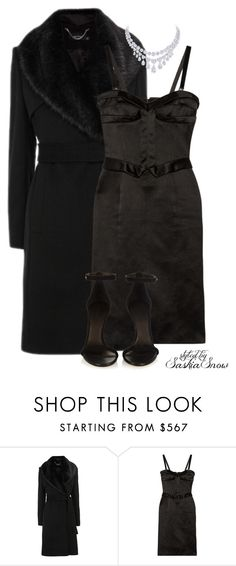 """Unbenannt #2291"" by saskiasnow ❤ liked on Polyvore featuring Burberry, Isabel Marant and Graff"
