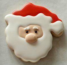 Santa Cookie 3