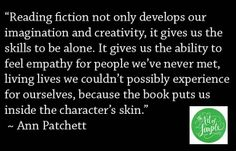 How a good book can spark creativity [TheArtofSimple.net]
