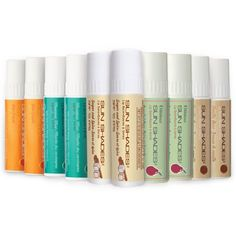 Melaleuca's Sun Shades Lip Balm. I can really feel the aloe in it...very moisturizing!