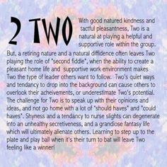 Number Characteristics