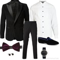 Formal Outfit Idea for New Years Eve Party