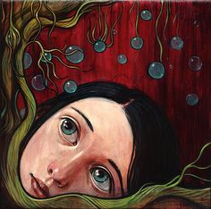 Kelly Vivanco - Art - Curious