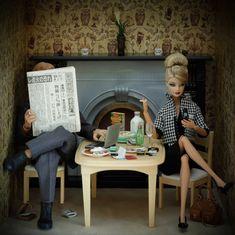 Mornings with Barbie & Ken