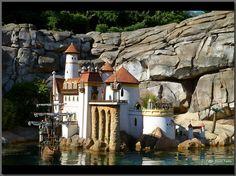 Little Mermaid Miniature | Le Pays de Contes des Fées | Fantasyland | Disneyland Paris
