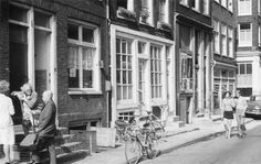 1970's. The Jordaan section in Amsterdam. #amsterdam #1970 #jordaan