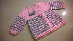 Baby Girl Dresses, Baby Dress, Crochet Baby, Knit Crochet, Baby Barn, Baby Sweaters, Rompers, Knitting Patterns, Fashion