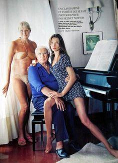 carla bruni family