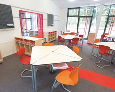 Home - Kamira Konzepteinrichtungen - flexible Lernräume - Schulmöbel Conference Room Design, Lp Storage, Steam Room, Learning Centers, After School, Flexibility, Corner Desk, Classroom, Furniture