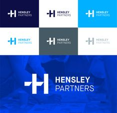 Brand identity design for London based brand strategy consultancy Hensley Partners – by designer and creative director Ian Whalley Brand Identity, Branding, Brand Board, Design, Brand Management, Identity Branding