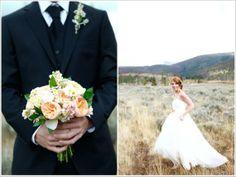 Para quem quer casar no campo, inspiração do fotógrafo especialista em casamentos Tec Petaja.