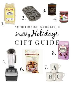 NITK's Healthy Holiday Gift Guide