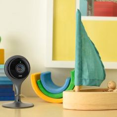 Tech: We Asked An Etiquette Expert About Home Security Cameras
