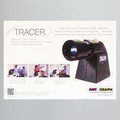 Artograph Tracer Projector | Projectors & Lighting | Accessories | UK's Finest Art Supplies | Craft Supplies | UK's Finest Art Supplies | Cass Art