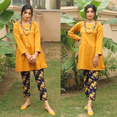 Winter Dresses, Casual Dresses, Dress Winter, Pakistani Fashion Casual, Printed Trousers, Plain Shirts, Online Shopping Stores, Pakistani Dresses, Winter Collection