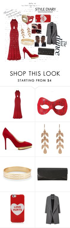 """Mystery Girl?"" by cjones0214 on Polyvore featuring Anja, Jane Norman, Charlotte Olympia, Majestic, Irene Neuwirth, Stella & Dot, J. Furmani, Marc Jacobs and Miss Selfridge"