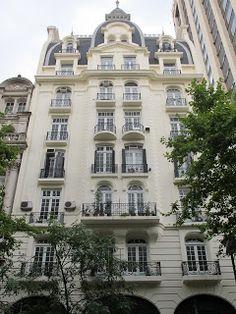 Edificios y Monumentos de Buenos Aires: Palacio Urquiza Anchorena