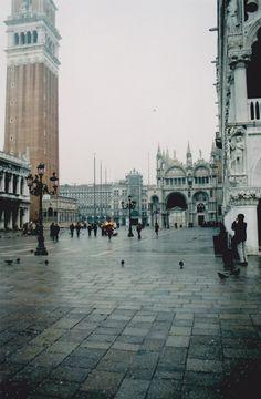 Piazza Saint Marco. Venice
