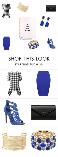 """""""DELETING LATER"""" by queenb-676 ❤ liked on Polyvore featuring Victoria, Victoria Beckham, WearAll, Nine West, Balenciaga, Charlotte Russe, Monet and Kenneth Jay Lane"""