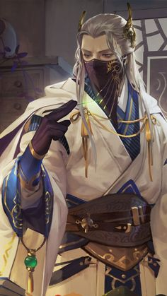 """Hoshiio """"The White Shadow"""" - Trend Character Design Feminino 2019 Fantasy Character Design, Character Design Inspiration, Character Concept, Character Art, Concept Art, Fantasy Art Men, Fantasy Rpg, Fantasy Artwork, Dnd Characters"""