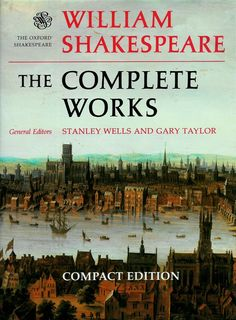 Shakespeare | Working on reading the complete works.  If I could only stop rereading the ones I've read.
