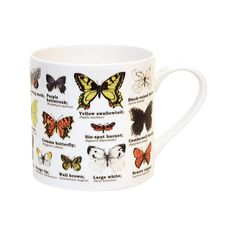 Butterfly Classification Mug