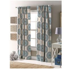 Medallion Curtain Panel