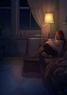 Momentos perfectos que tendrás cuando vivas sola - Yaoyao Ma Van As