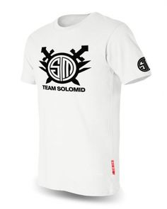 ESports team TSM tshirt League of Legends gaming tee for men-