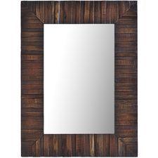 Eternal Wood Framed 30x40 Mirror
