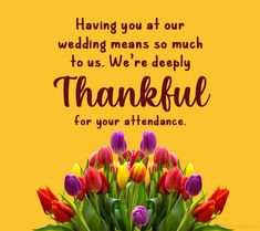 Wedding Thank You Messages and Wording - WishesMsg Wedding Thank You Messages, Wedding Thank You Cards Wording, Wedding Wishes, Our Wedding Day, Thanks For Wishes, Always Remember You, Newly Married, Happy Today, We The Best