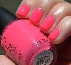 45 Days of Untrieds: 7 OPI Elephantastic Pink Neon Pink Nail Polish, Opi Nail Polish Colors, Bright Pink Nails, Nail Polish Designs, Opi Nails, Opi Colors, Manicures, Wedding Nail Polish, Colorful Nail Designs