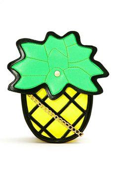 Pineapple Express Bag