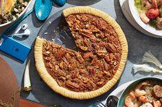 Kentucky Derby Recipes: Chocolate-Bourbon Pecan Pie