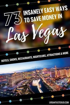 Las Vegas on a Budget: 73 Insanely Easy Ways to Save Money in Vegas Flight bumped, not leaving until 6:30 local time.