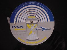 GREAT DEALS FROM RFS13 EBAY AUCTIONS. NEW LISTING FOR PAA TIME SELECTOR FROM PAN AM. COME PLACE YOUR BIDS TODAY!
