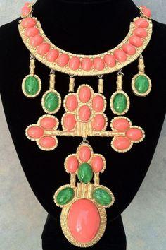 Vintage WILLIAM de LILLO Necklace