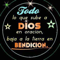 Mensaje de Dios Dear God, God Is Good, Keep Calm, Day, Tennis, Motivational, Positive Messages, Christian Messages, Prayers
