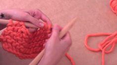 ¿Cómo tejer cuellos y tirantes? - Aprende a tejer
