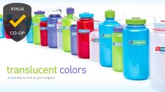 Most Popular Water Bottle: Nalgene