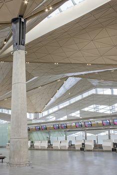 Galeria de Aeroporto Internacional de Pulkovo / Grimshaw Architects + Ramboll + Pascall+Watson - 15