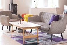 BILLIG: Retro 3-seter sofa, kr 5995, Skeidar.