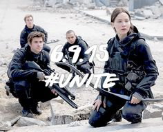 We will be getting something on June 9th! Hopefully a trailer #MockingjayPart2