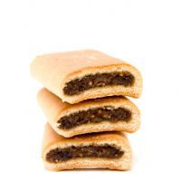 Copycat Fig Newtons ~    These chewy cookies are oh so delicious.    Recipe @http://www.recipe4living.com