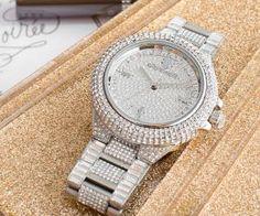 Michael Kors Watch, $550, WatchStation.com